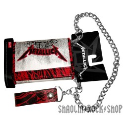 Metallica Cartera Blood
