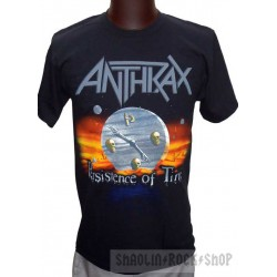 Anthrax Playera Persistence Of Time