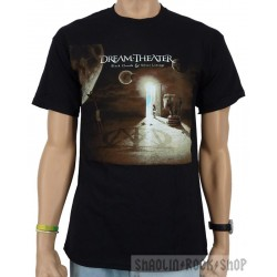 Dream Theater Playera Black Clouds & Silver Linings