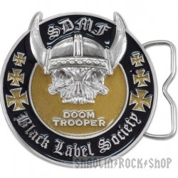 Black Label Society Hebilla SDMF