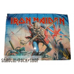 Iron Maiden Poster The Number Of The Beast (Single)