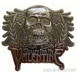 Bullet For My Valentine Hebilla Logo