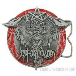 Bullet For My Valentine Hebilla Skull