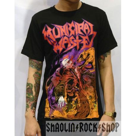 Megadeth Playera Sickle Vic