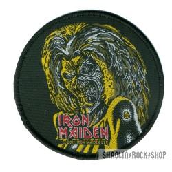 Iron Maiden Parche Killers Round