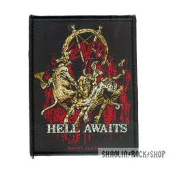 Slayer Parche Hell Awaits