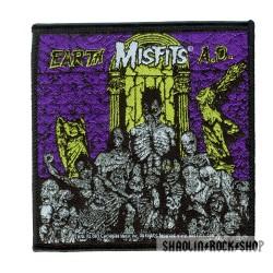Misfits Parche Evil Eye