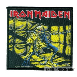 Iron Maiden Parche Fear Of The Dark Single