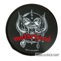 Motorhead Parche Emblem