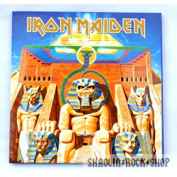 Iron Maiden Iman The Number Of The Beast