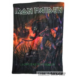 Iron Maiden Poster 2 Minutes To Midnight