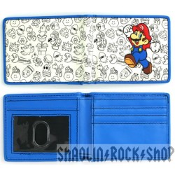 Nintendo Cartera Green Toad