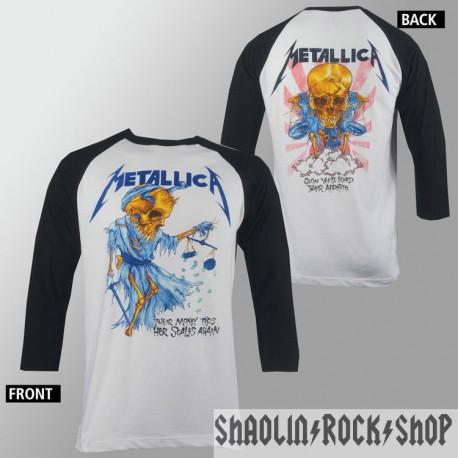 Metallica Playera Seek & Destroy WM Tour